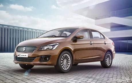 Đánh giá sơ bộ Suzuki Ciaz 2018