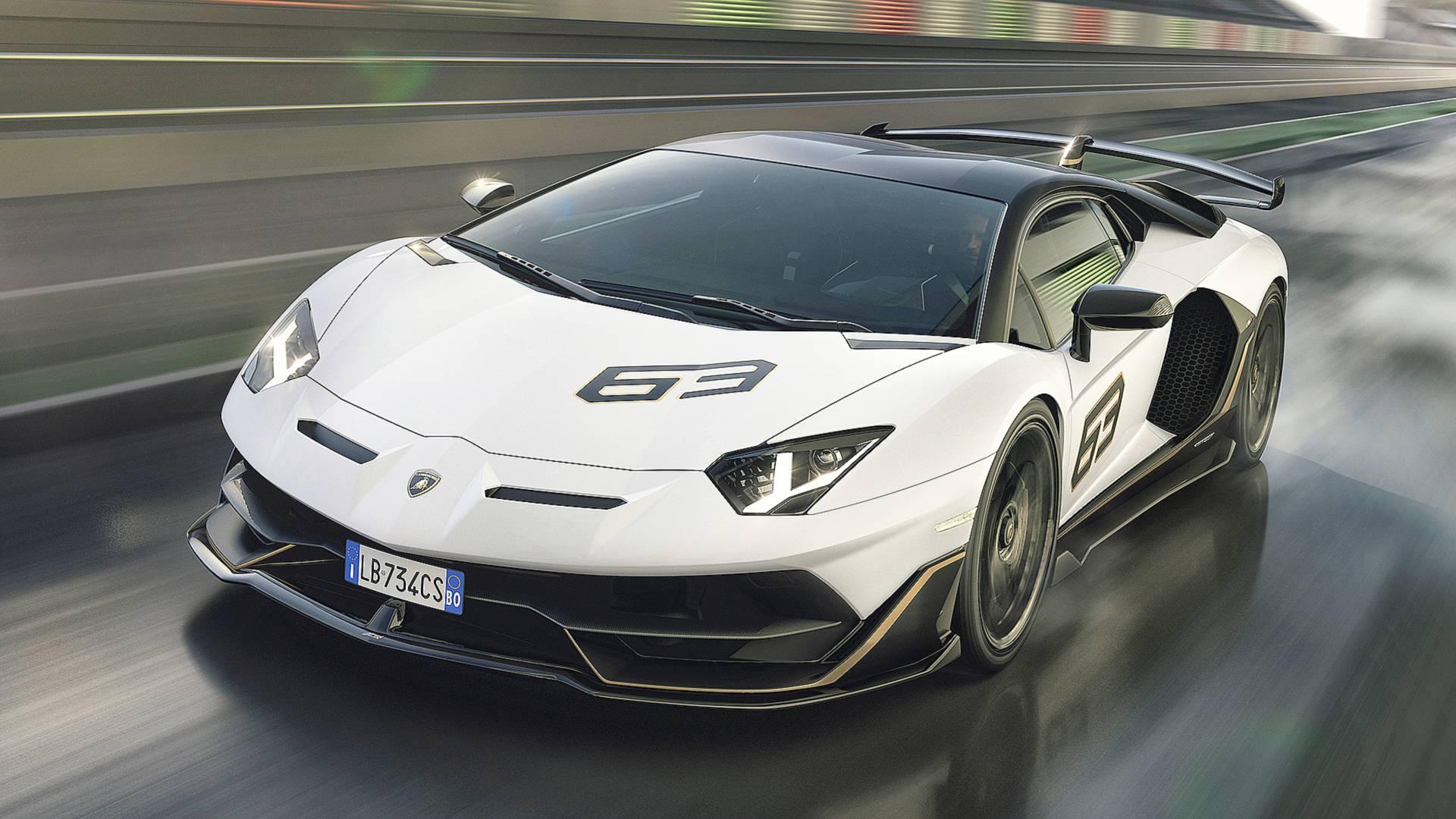 Lamborghini giới thiệu Aventador SVJ mạnh 770 mã lực, giá gần 518.000 USD, sản xuất 900 chiếc