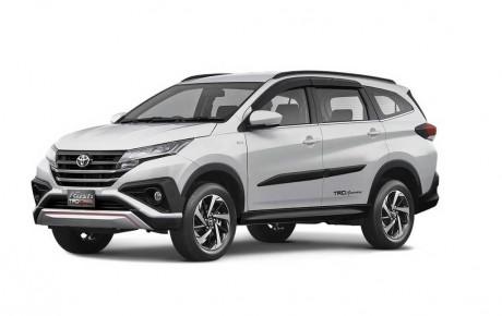 Toyota Việt Nam chuẩn bị ra mắt 3 mẫu xe mới: Wigo, Avanza và Rush