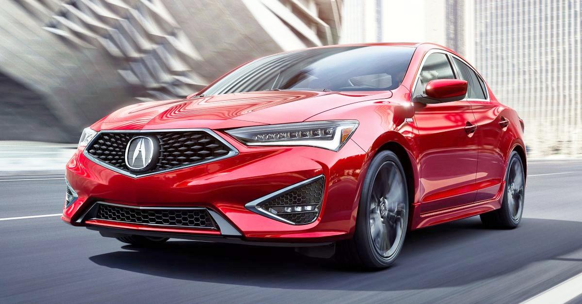 Sedan Acura ILX 2019 hút hồn nhờ đèn pha Jewel Eye LED