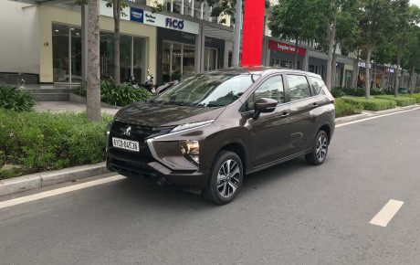 Đánh giá Mitsubishi Xpander 2018 – Hiện tượng MPV nâng gầm mới sau Innova?