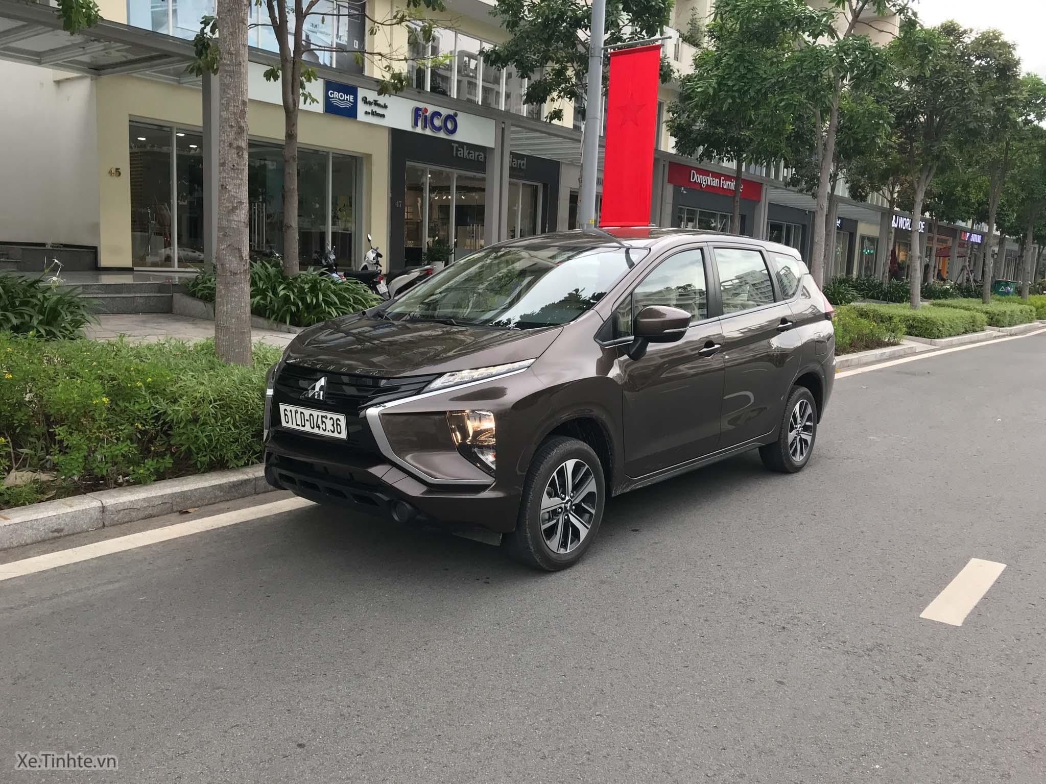 Đánh giá Mitsubishi Xpander 2018 - Hiện tượng MPV nâng gầm mới sau Innova?