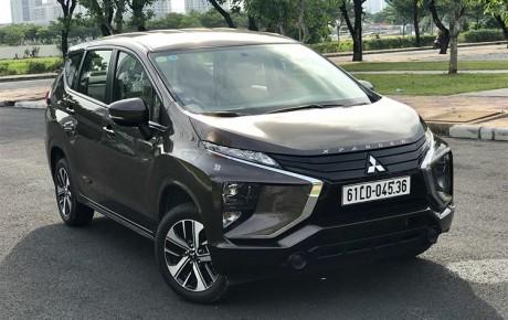 Xe giá rẻ Mitsubishi Xpander AT giảm 30 triệu tại Việt Nam